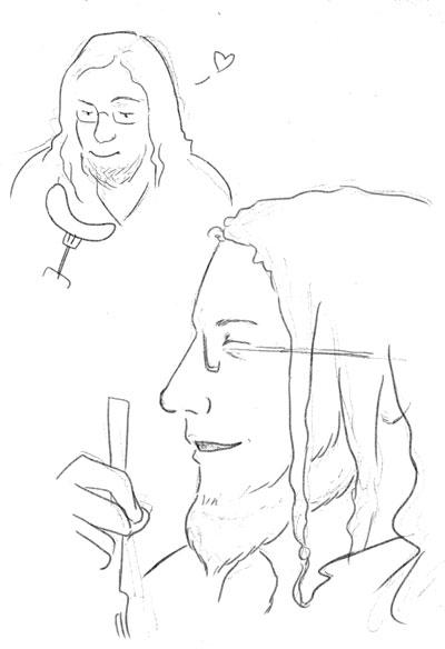 Les Portraits du GN - Poticceli Orga-mini