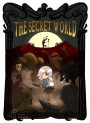 The secret world tyni illustration-2 ☺©